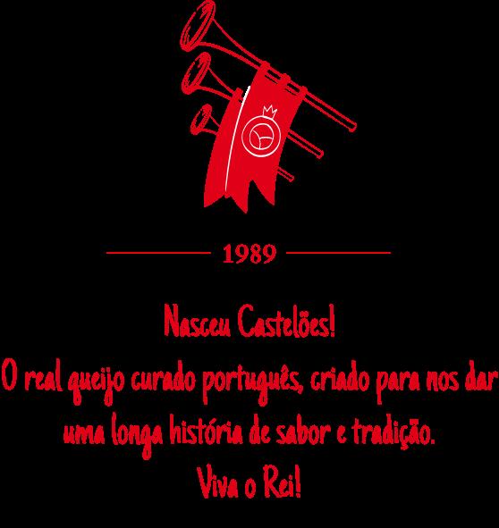 Castelões - Nasceu Castelões! O real queijo curado português, criado para nos dar uma longa história de sabor e tradição. Viva o Rei!