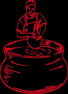 Fermentação e trabalho de cuba